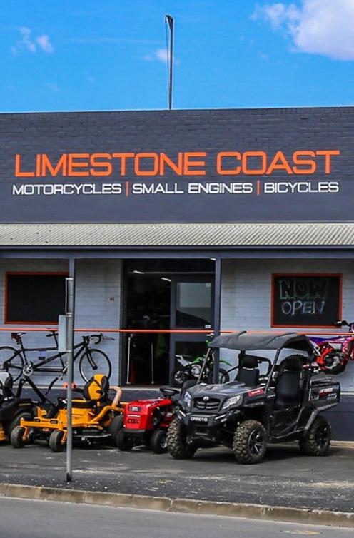 Limestone Coast Motorcycles